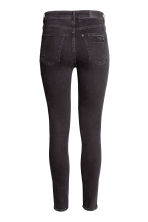 Skinny High Trashed Jeans - Black - Ladies | H&M CN 3